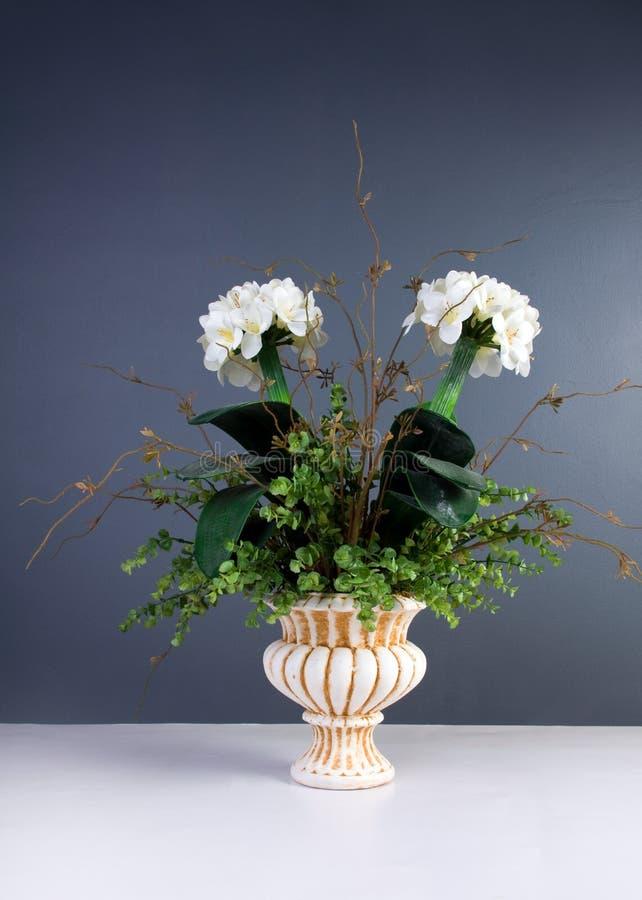 Fleur de décoration image libre de droits
