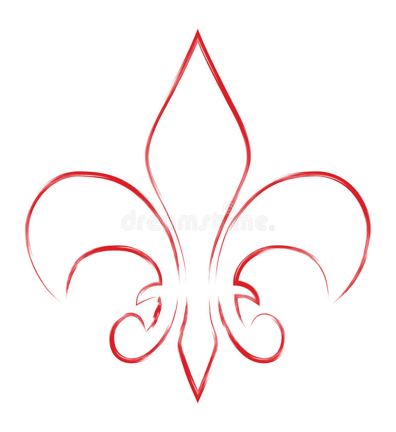 Free Fleur De Lis Royalty Free Stock Photo - 20937485
