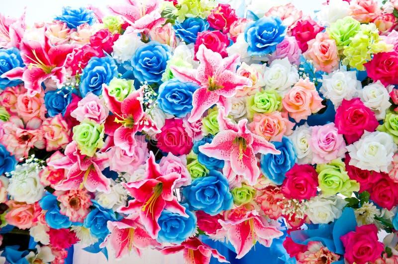 Fleur de mariage photo stock