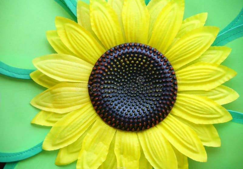 Fleur en plastique photographie stock libre de droits