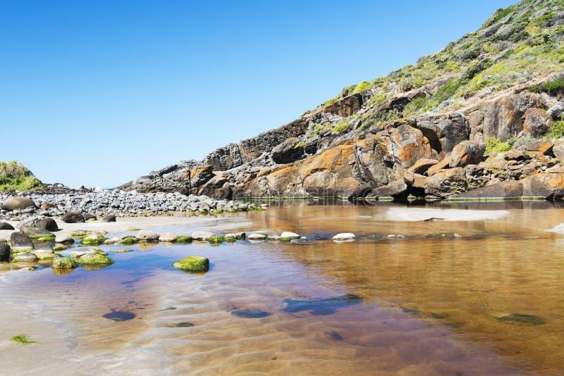 Fleurieu halvö södra Australien arkivbild