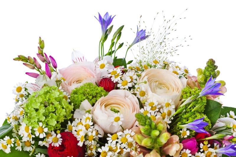 Fleurit le bouquet images stock