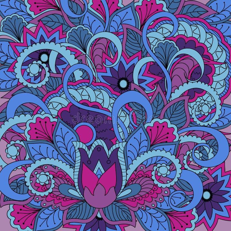 Fleurs 14 illustration libre de droits