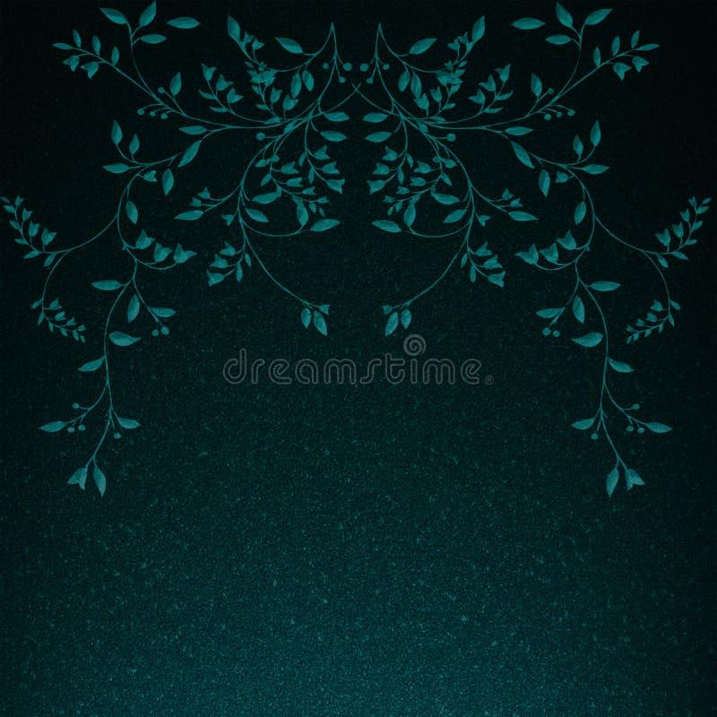 Fleurs artificielles avec des feuilles photos stock