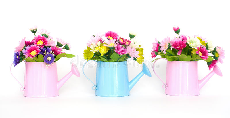 Fleurs décoratives photographie stock libre de droits