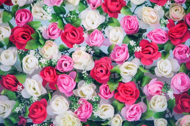 Fleurs décoratives images stock