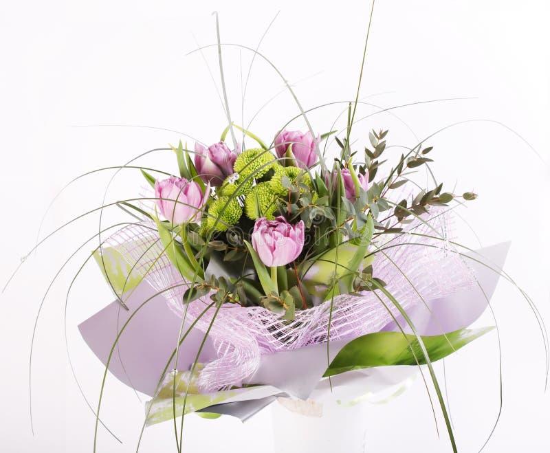 fleurs de groupe photo stock