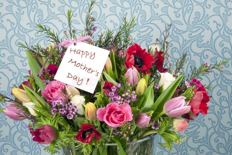 Fleurs de jour de mères photographie stock