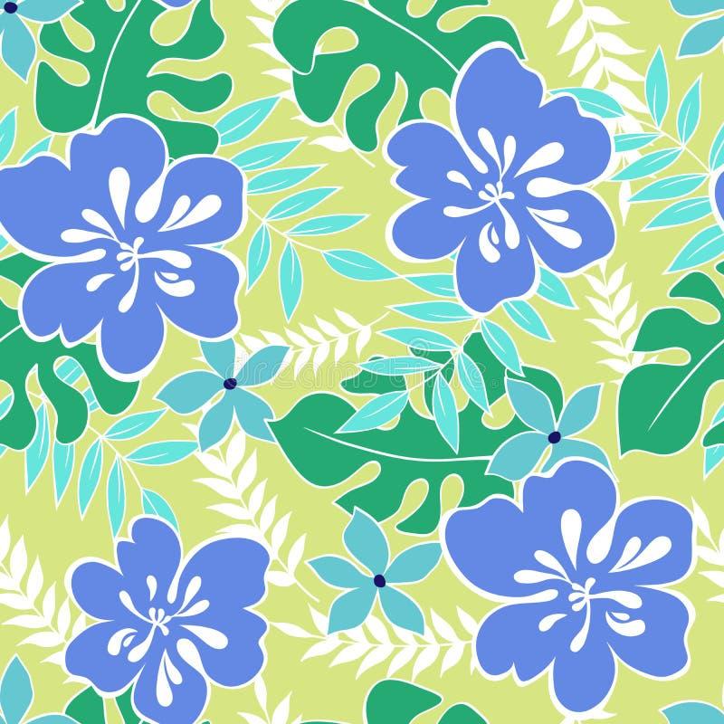 Fleurs 002 de ketmie photographie stock