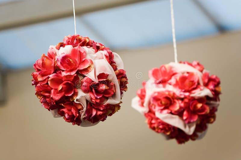 Fleurs de mariage image libre de droits