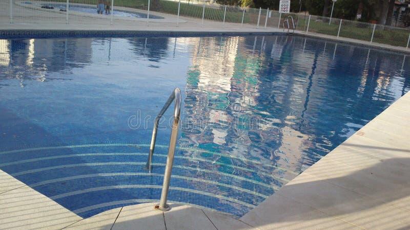 Fleurs de piscine images stock