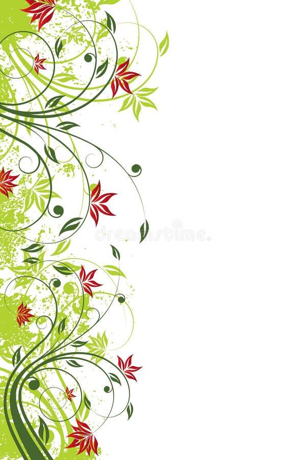 Fleurs de vecteur illustration de vecteur