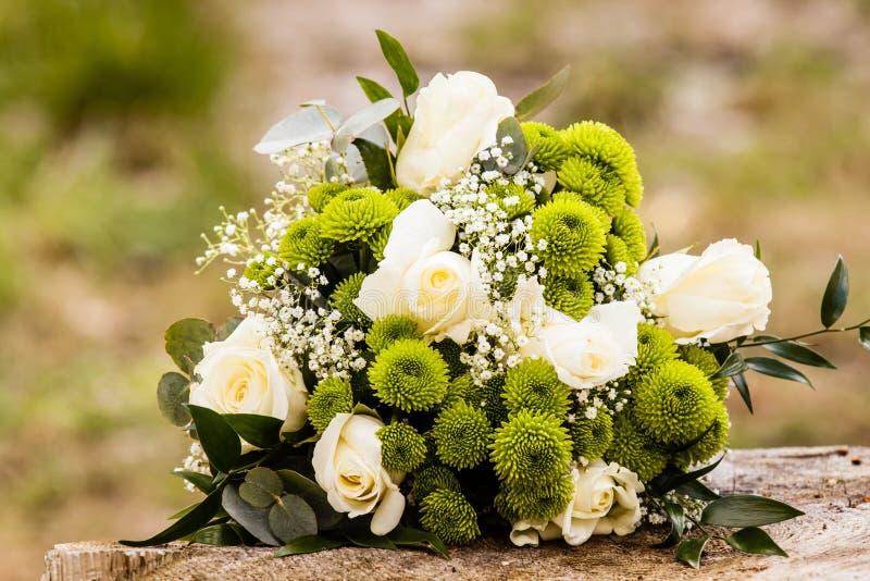 Fleurs de Weding image libre de droits