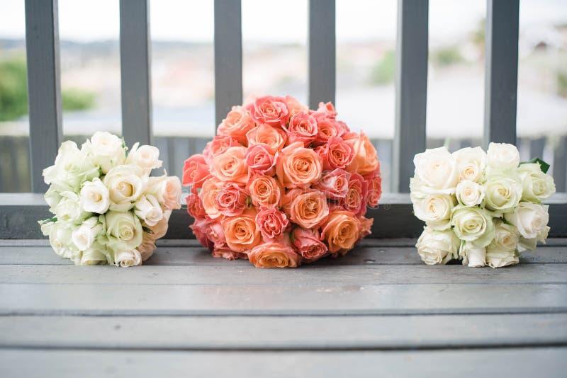 Fleurs de Weding images libres de droits
