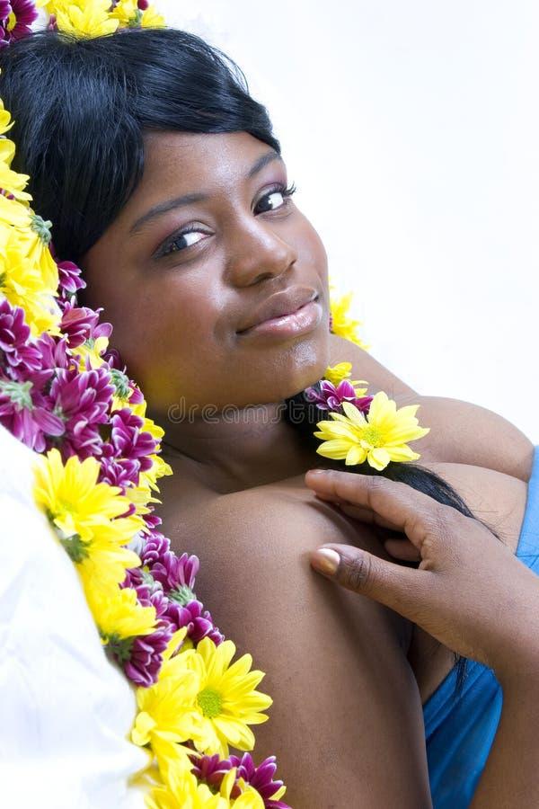 Fleurs et beauté photos stock