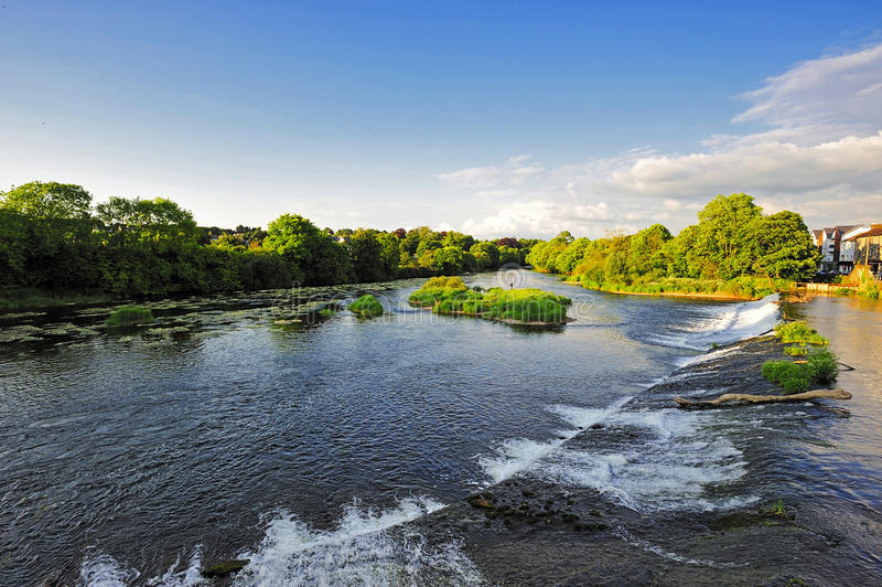fleuve de blackwater photos libres de droits