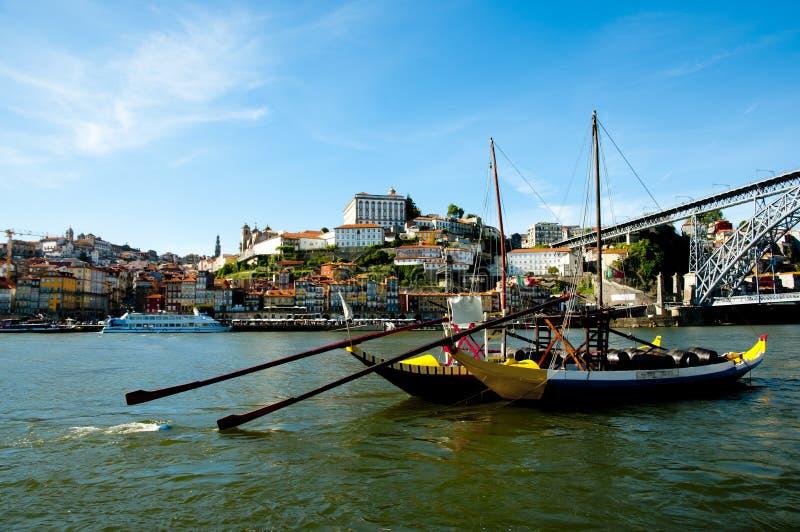 Fleuve de Douro images libres de droits