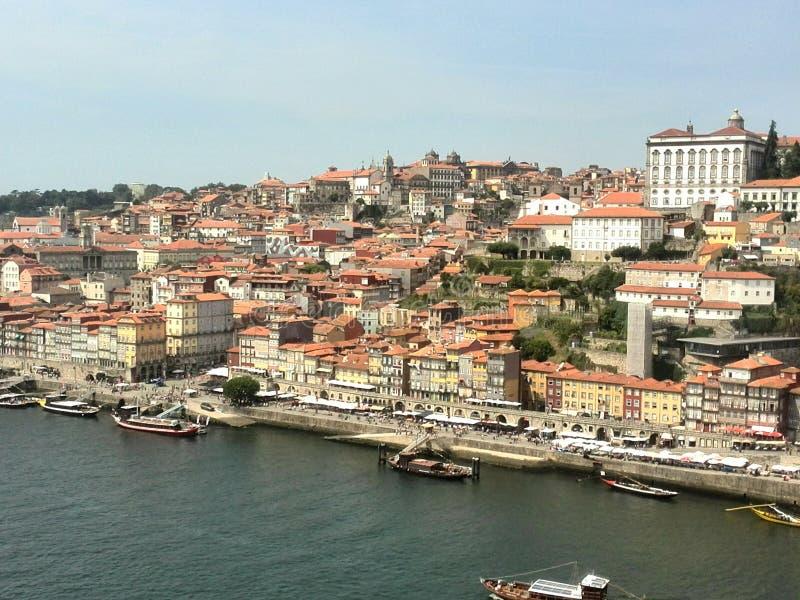 Fleuve de Douro photo stock