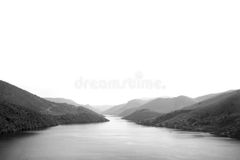 Download Fleuve de Duero image stock. Image du europe, paysage, nature - 730899