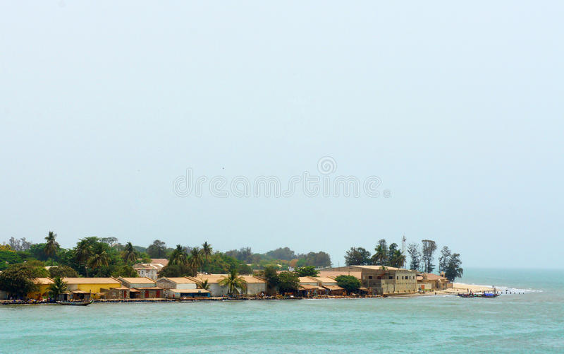 Fleuve de Lagos image libre de droits