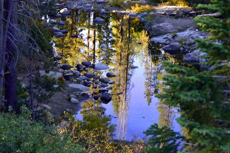 Download Fleuve de montagne photo stock. Image du flux, roche - 45355726
