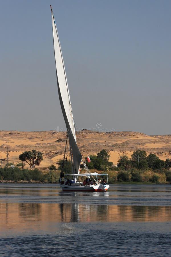 Fleuve de Nil photo stock