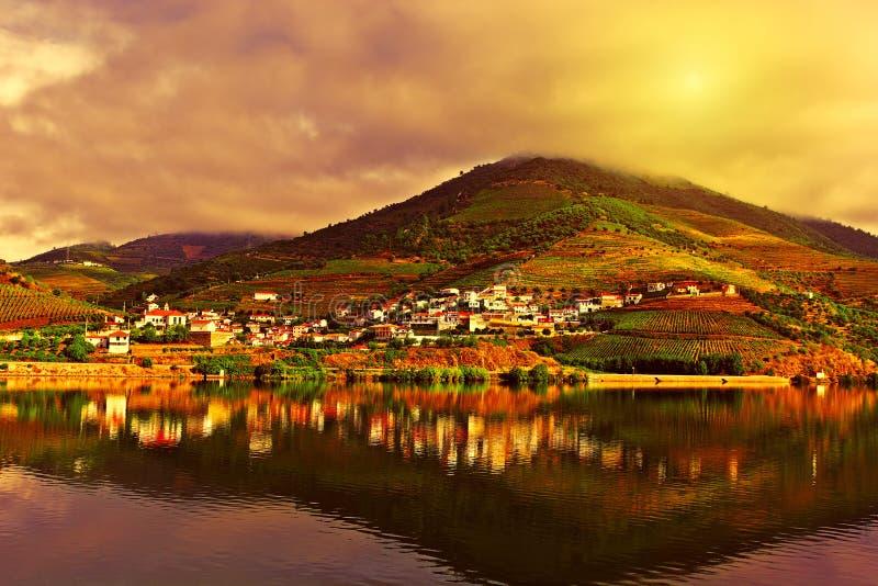 Fleuve Douro photo libre de droits