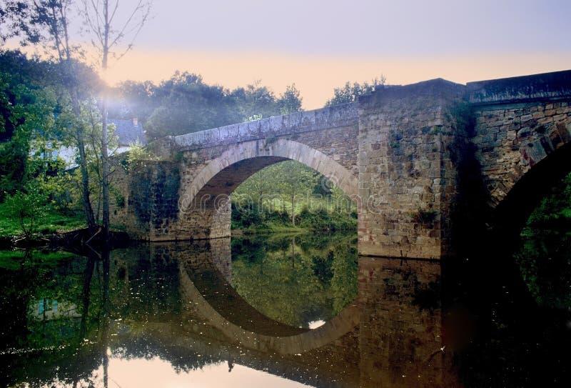 Fleuve l'Aveyron images libres de droits