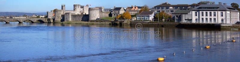 Fleuve Shannon Limerick photo stock