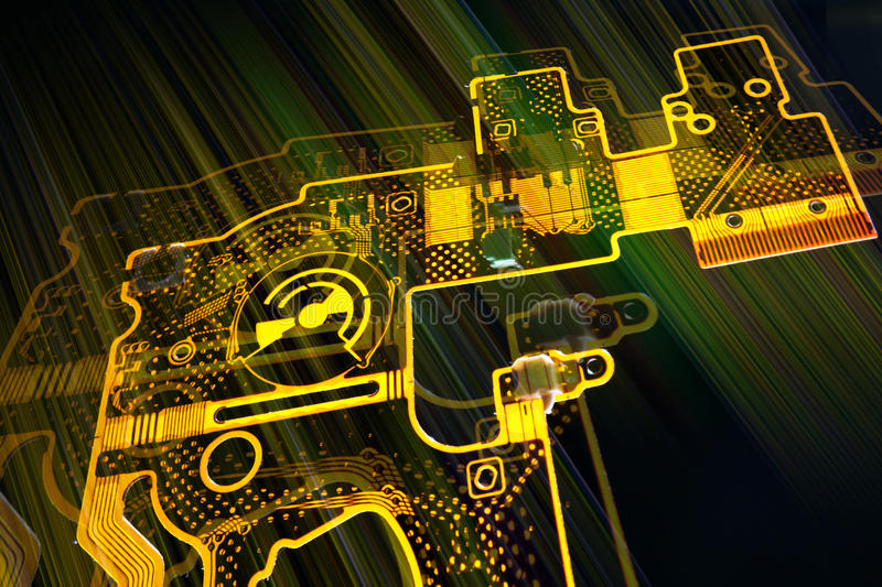 Download Flex Board stock image. Image of circuit, motherboard - 26015111