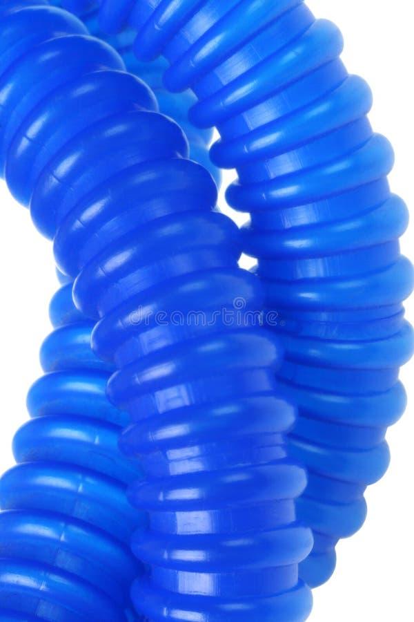 Flexibel Plastic Buizenstelsel stock afbeeldingen