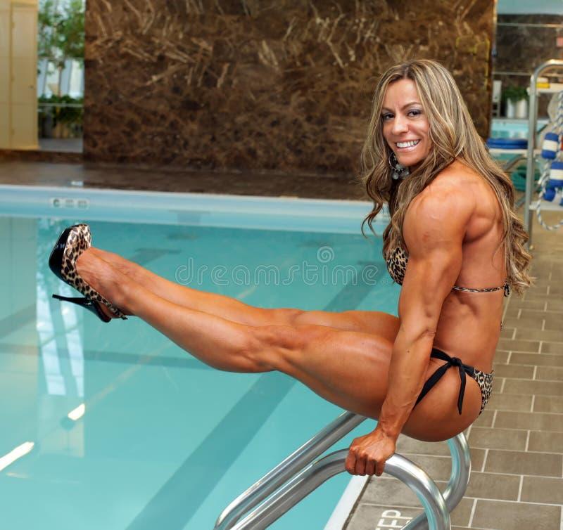 Flexibele Stylishly stock foto