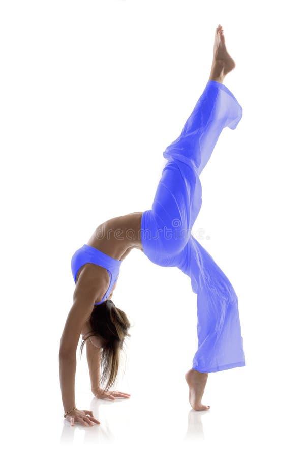 Flexibilidade imagem de stock