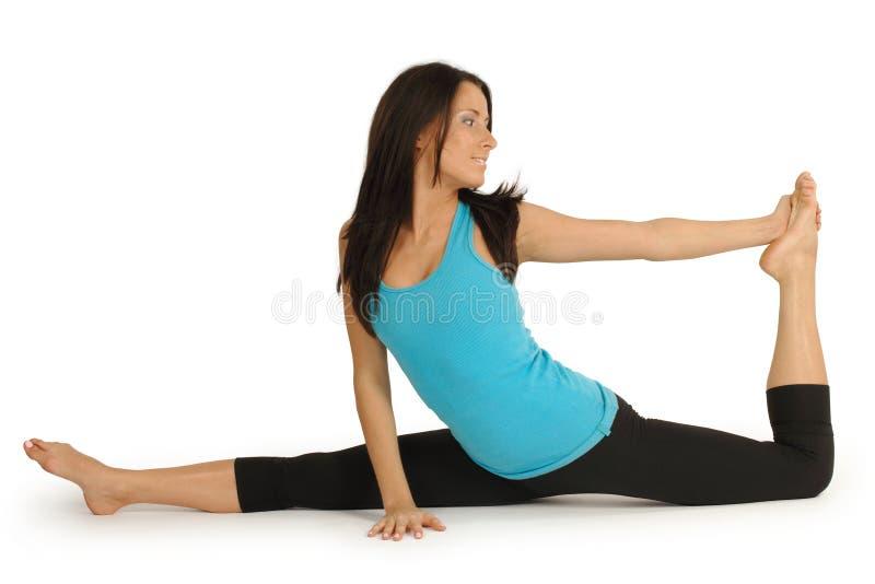 Flexibiliteit stock afbeelding