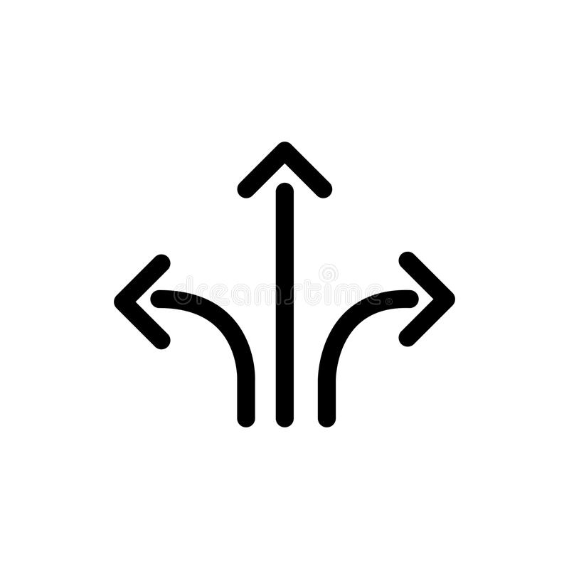 Free Flexibility Icon, Vector Illustration Royalty Free Stock Photo - 117096935