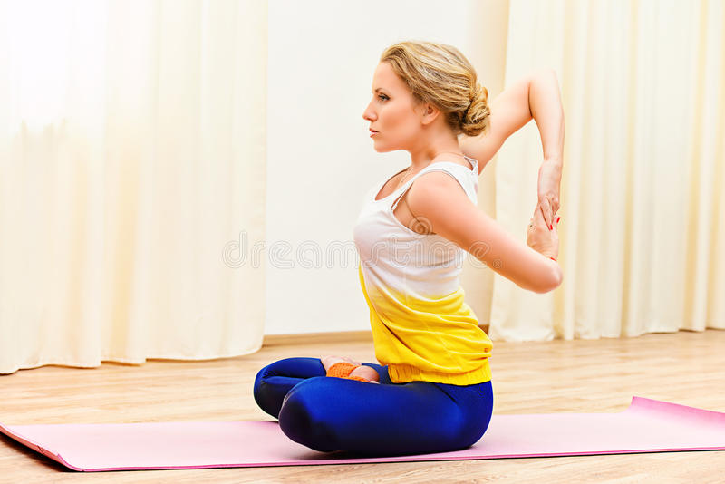Flexibility stock image