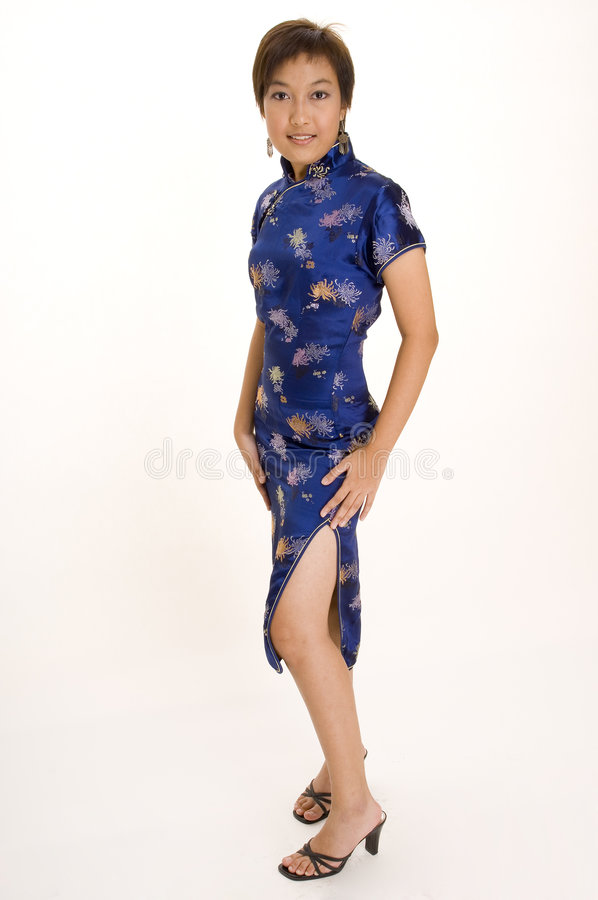 flicka sam för 3 cheong royaltyfri fotografi