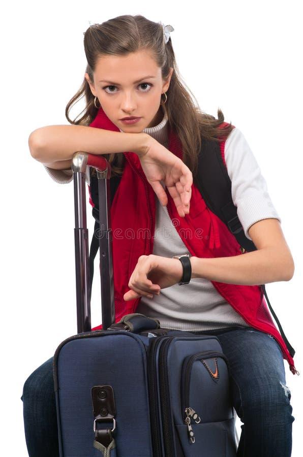 flickalopp fotografering för bildbyråer