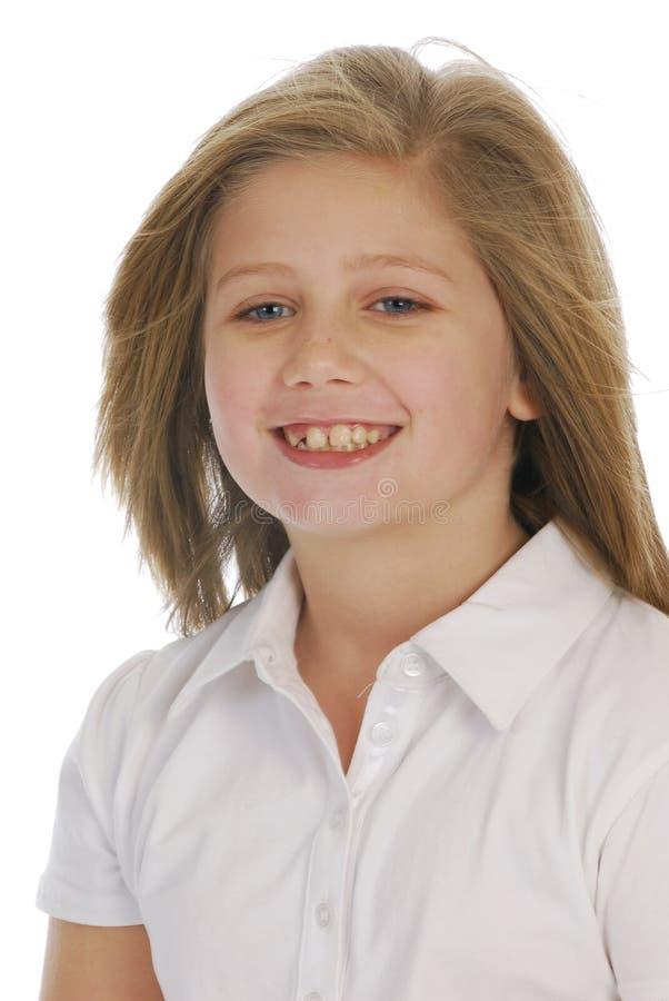 flickaskola fotografering för bildbyråer