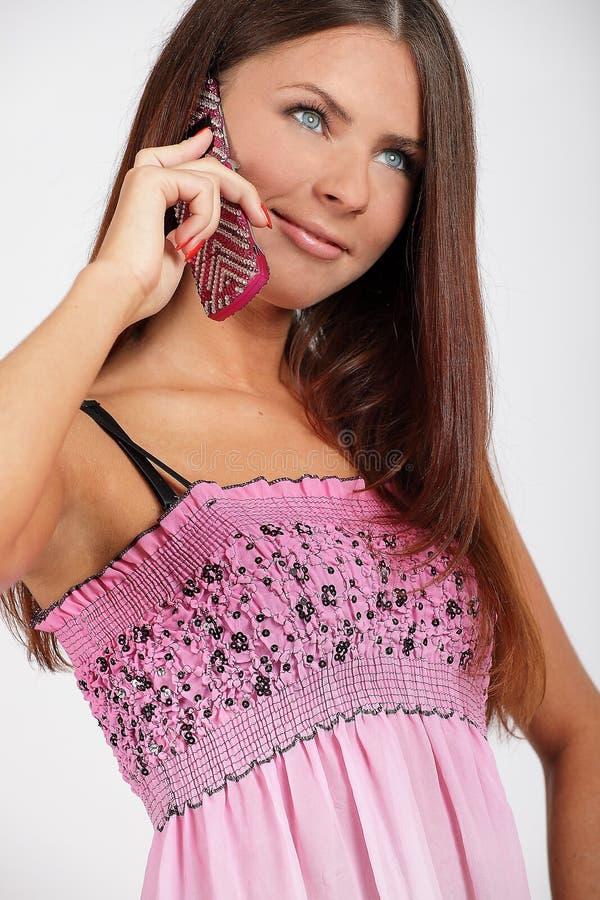 flickatelefon arkivfoton