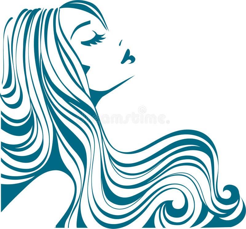 flickavektor royaltyfri illustrationer