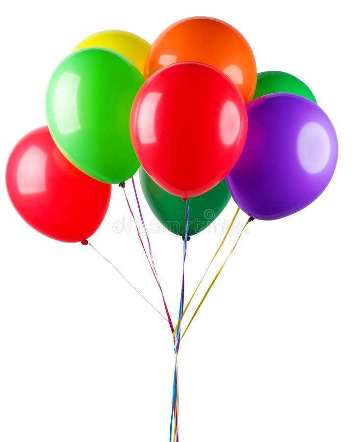 Fliegenballon lizenzfreies stockfoto