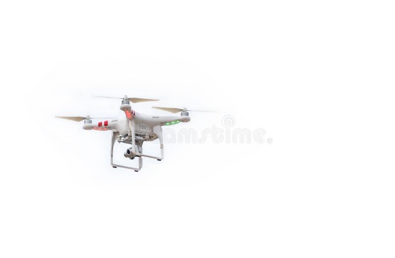Fliegenbrummen mit Kamera lizenzfreie stockfotografie