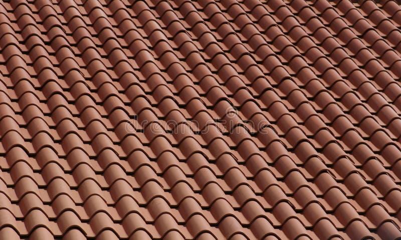 Fliese-Dach 2 stockfotografie
