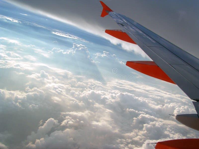 flight стоковое изображение