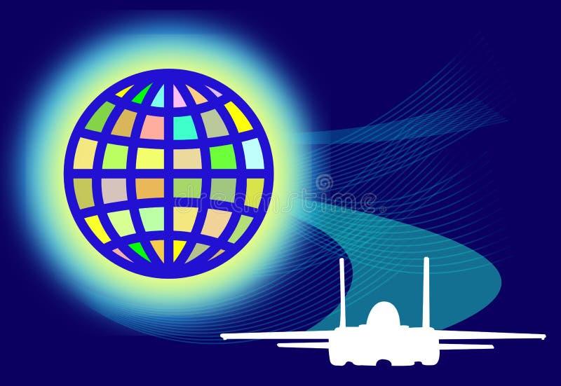 Download Flight stock vector. Illustration of beautiful, descriptive - 8522344