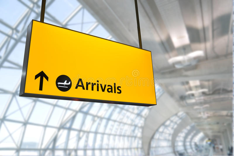 Flight, arrival and departure board at the airport,. Flight, arrival and departure board at the airport taken in 2015, Heathrow airport royalty free stock photography