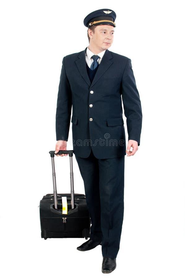 Flight attendant stock images