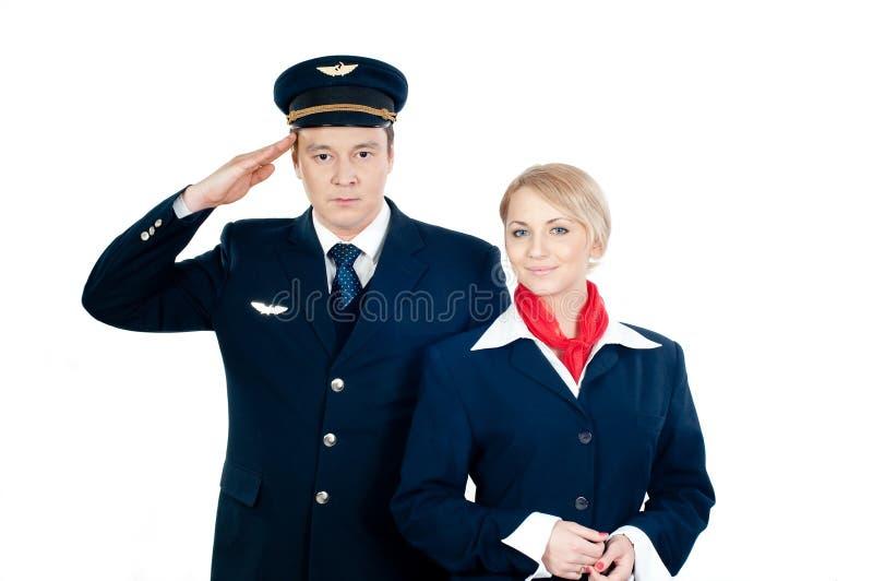 Download Flight Attendants Royalty Free Stock Photo - Image: 14013245