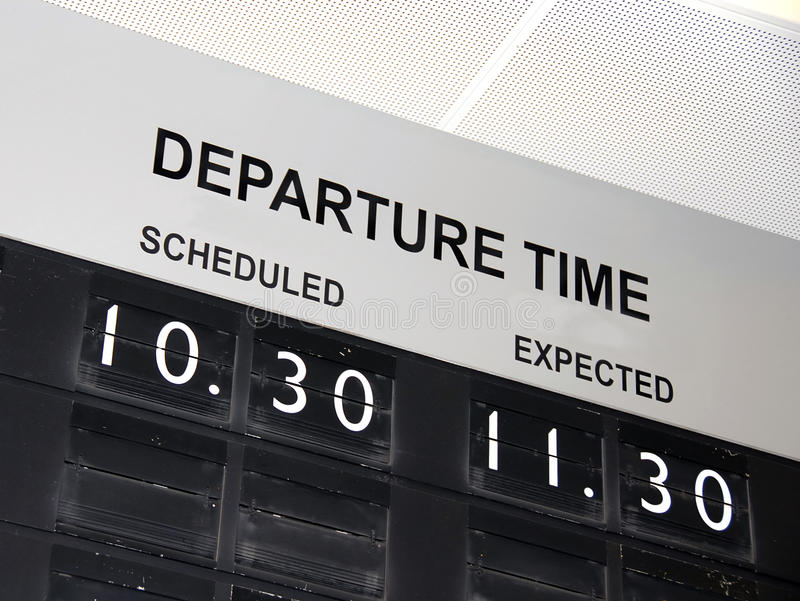 Download Flight delay stock photo. Image of info, departures, expected - 15689768